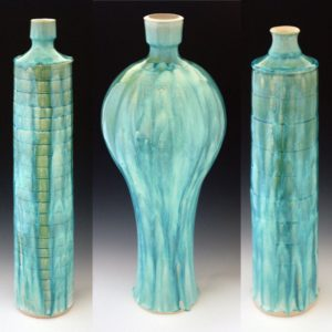 Garret Pendergrass Pottery | Fort Worth Water Gardens Series