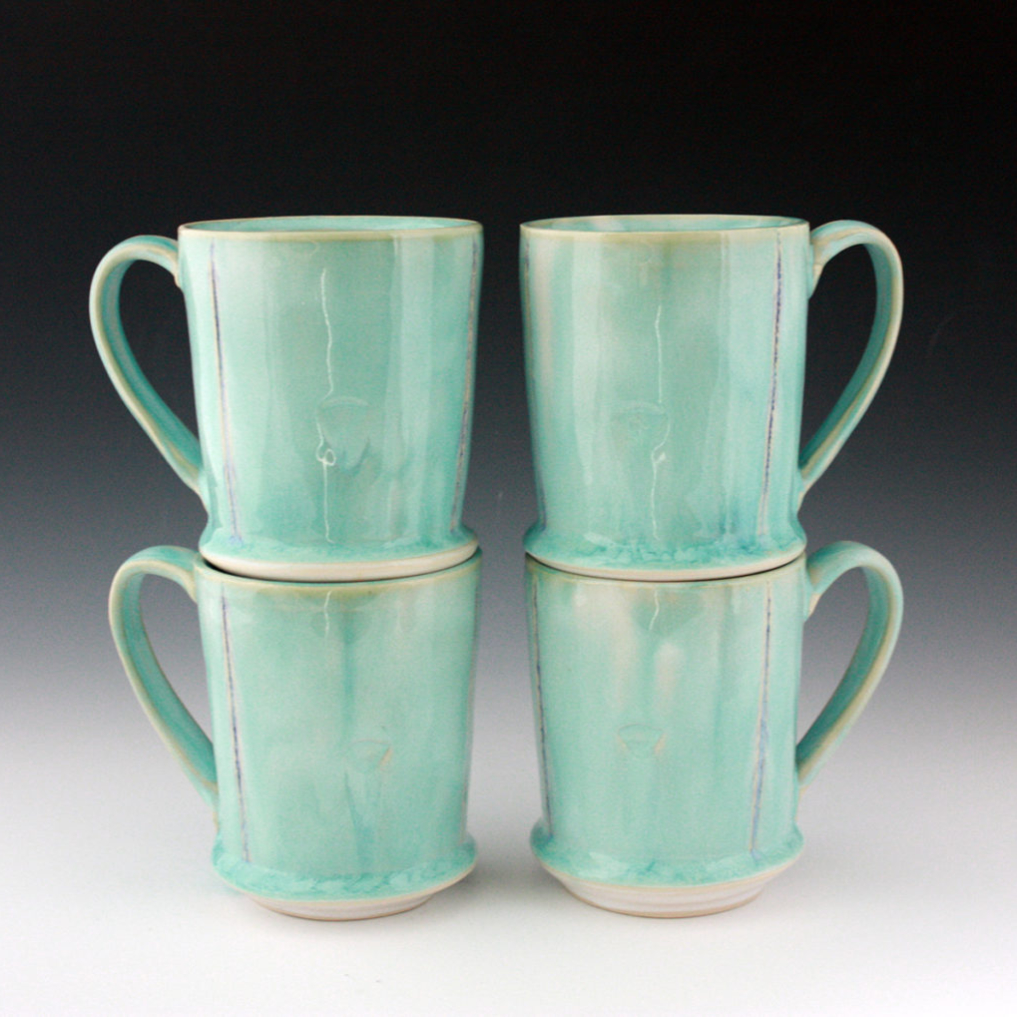 Garret Pndergrass Pottery | Fort Worth Water Garden Series